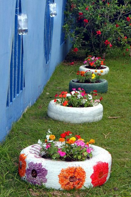 Como decorar un jardin 2 como organizar la casa for Ideas para decorar paredes de jardin