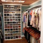 Como organizar un armario