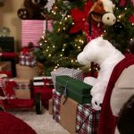 Cuadros escoceses para la decoración navideña 2017 - 2018