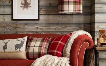 Cuadros escoceses para la decoración navideña 2017 – 2018