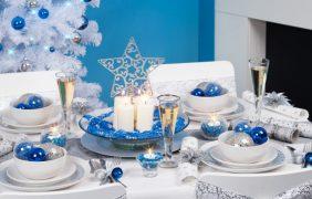 ¡¡Decora La Navidad con Color Azul!!