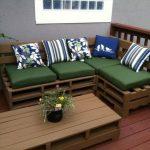 decoracion de terrazas con pallets