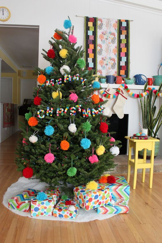 Decoracion navideña 2018
