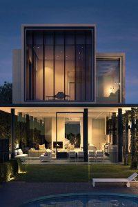 diseno y estilo de fachadas de casas modernas (3)