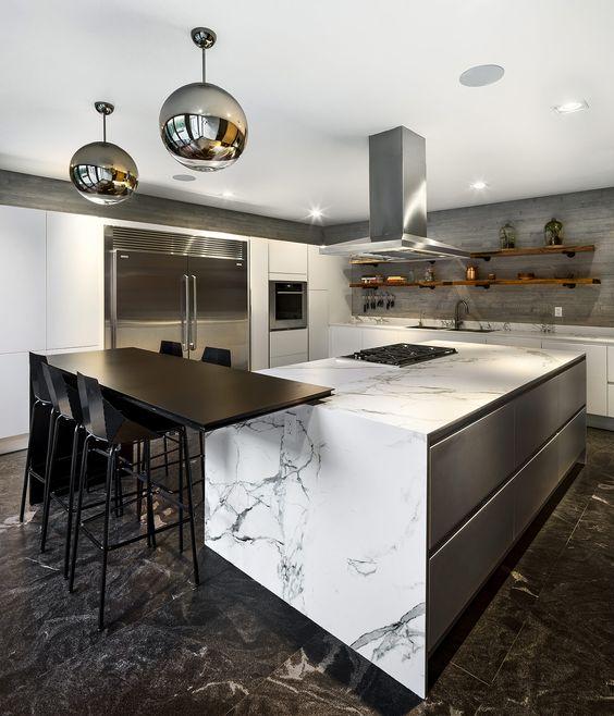 Encimeras marmol cocina 13 decoracion de interiores - Encimera marmol cocina ...