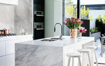 Encimeras de marmol para tu cocina