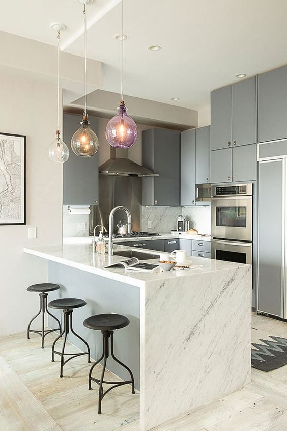 Encimeras marmol cocina 16 decoracion de interiores fachadas para casas como organizar la casa - Encimeras de marmol ...