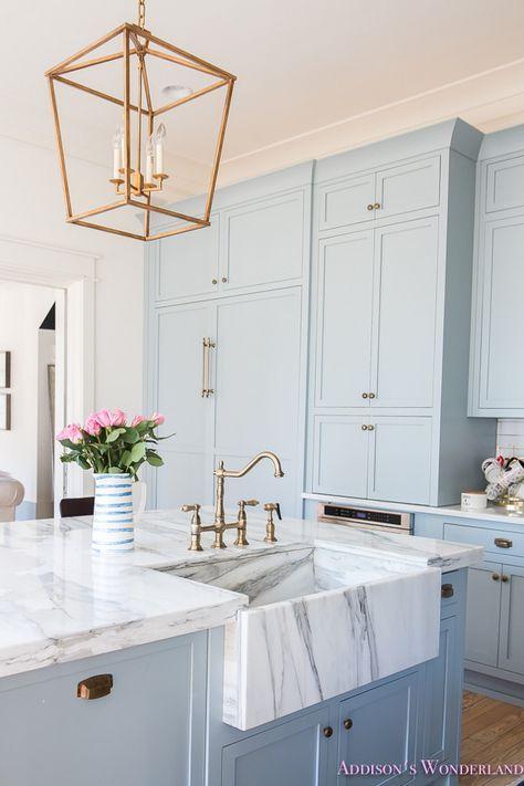 Encimeras de marmol para tu cocina for Encimeras de marmol