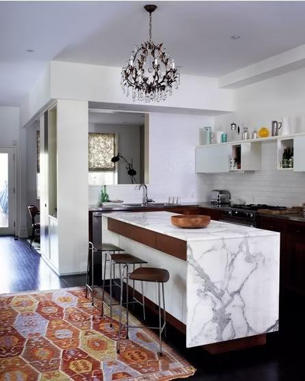 Encimeras marmol cocina 7 Encimeras de marmol precios