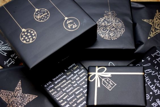Envolturas navideñas 2017