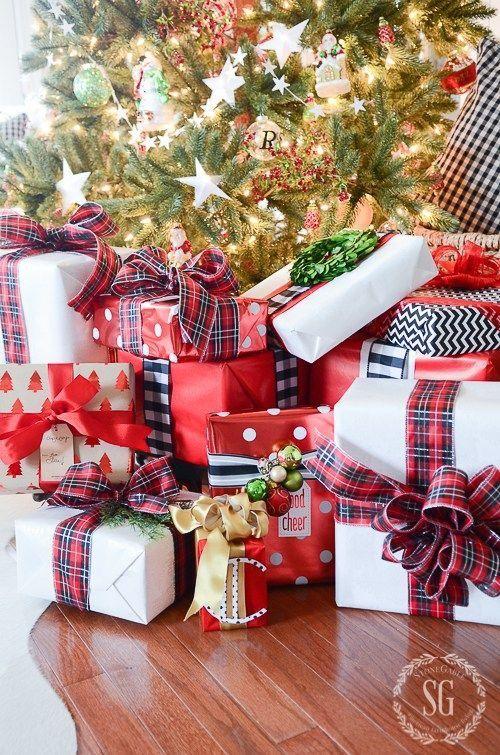 Envolturas para navidad