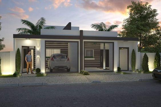 fachada con dos puertas de garage (4)