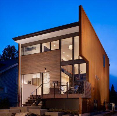 fachada con frisos de madera (3)