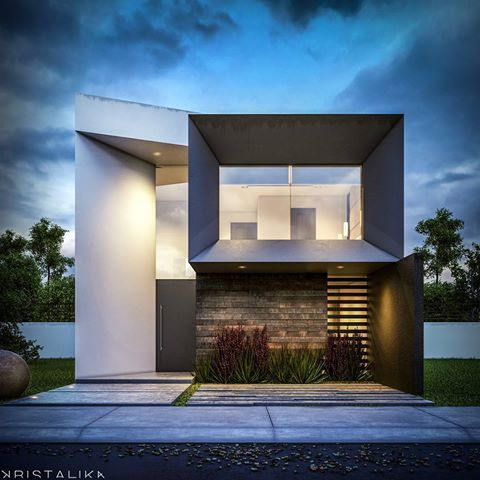 fachada de casa baja negra (2)