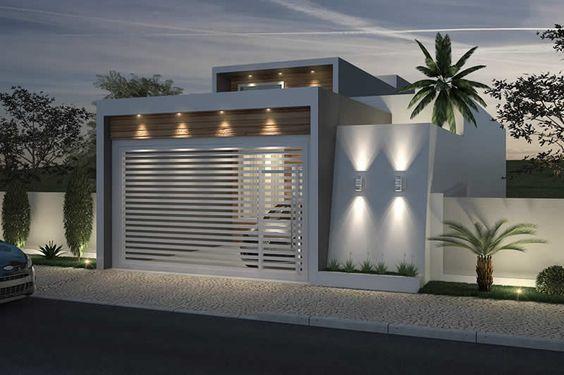 fachada de casa pequena con un suelo (3)
