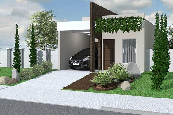 fachada de casa pequena en piedra (2)