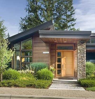fachada de casas de madera (2)