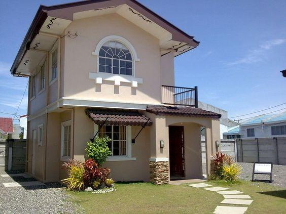 fachada de casas tradicionales