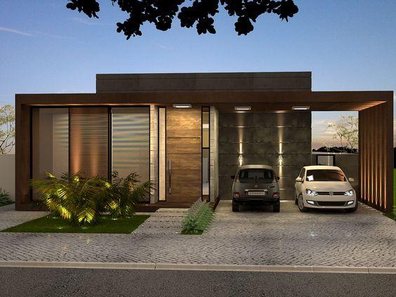 fachadas con casas pequenas con ventanas del piso al techo (3)