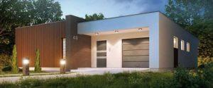 fachadas de casas con techo simple oculto (2)