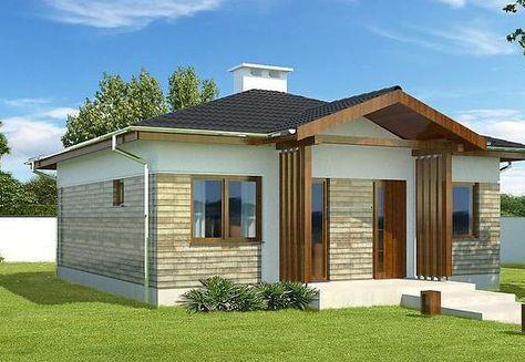 fachadas de casas de campo (3)