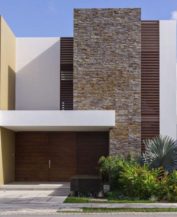 fachadas de casas de piedra o ladrillo (3)