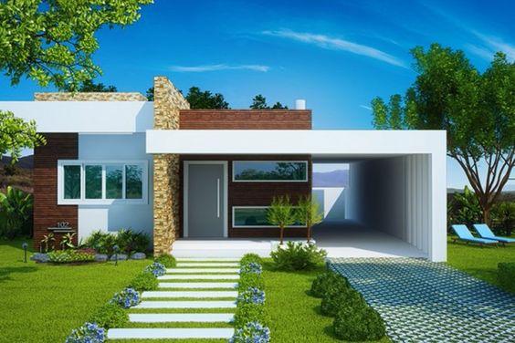 fachadas de casas simples (4)