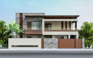 Fachadas y diseños de casas 2017