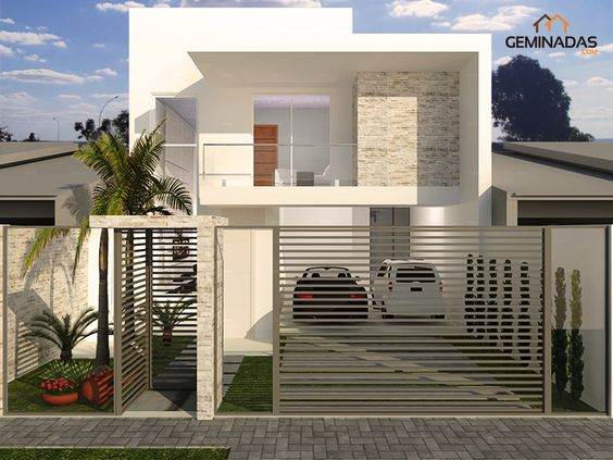 Fachadas y dise os de casas 2017 2018 for Diseno de casa de 5 x 10