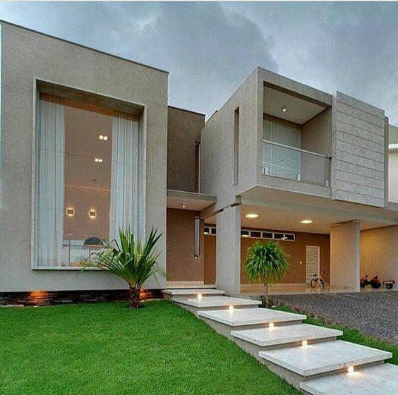 Disenos De Casas Por Dentro: Fachadas-disenos-casas-2019 (8)