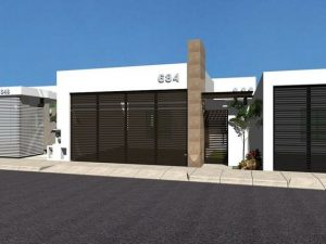galeria de fachadas de casas
