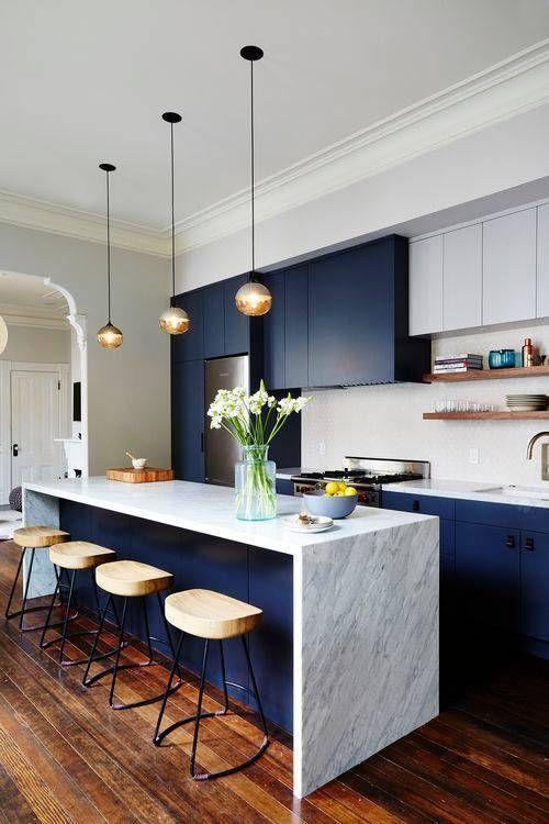 ideas-decorar-casa-color-azul (2) | Decoracion de interiores ...