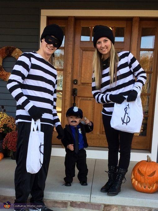 Ideas de disfraces en familia para halloween 2017