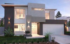 jardines para fachadas de casas (8)