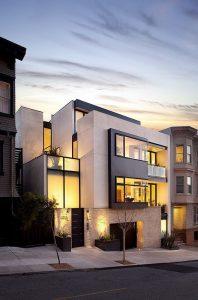jardines para fachadas de casas (9)