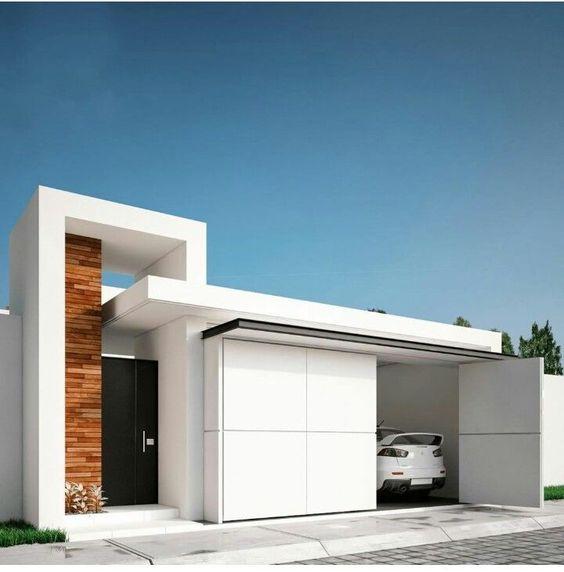 Fachadas y dise os de casas 2017 2018 for Fachadas de casas ultramodernas