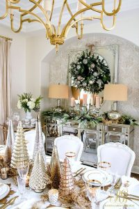 mesas de navidad elegantes (4)