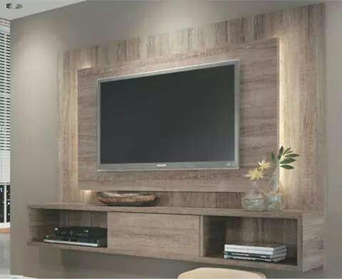 Muebles para televisi n como organizar la casa - Muebles para el televisor ...