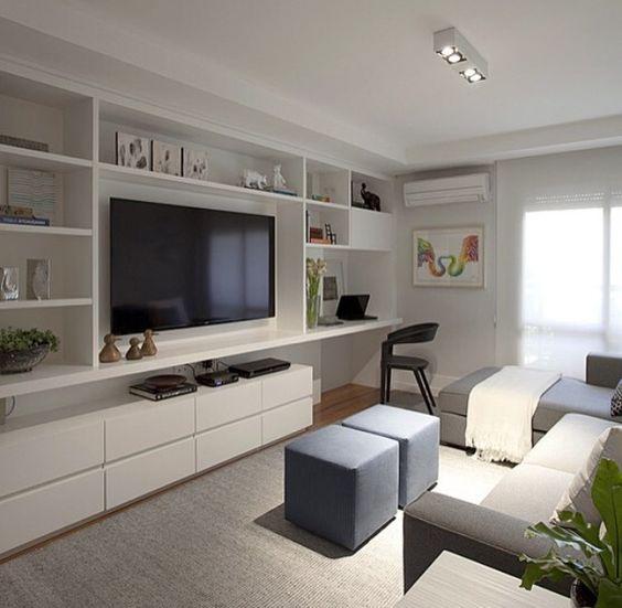 Muebles para televisi n for Muebles para sala de tv