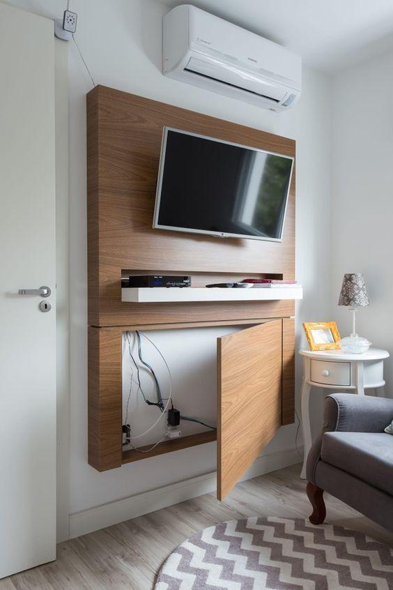 Muebles para televisi n for Tiendas muebles minimalistas