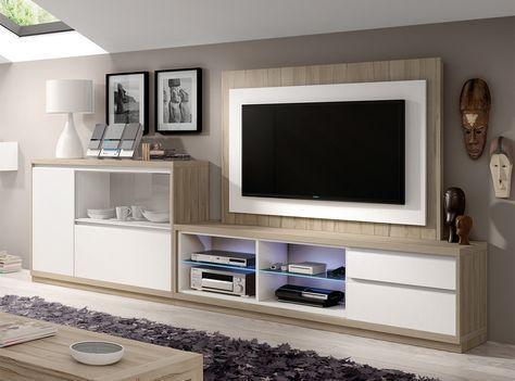muebles para televisión - Muebles De Herreria Para Tv