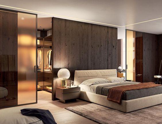 10 trucos para ordenar el dormitorio como organizar la for Color de moda para el dormitorio principal