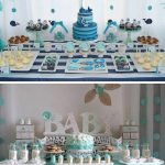 40 ideas que puedes intentar para decorar un baby shower de niño (10)