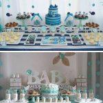 40 ideas que puedes intentar para decorar un baby shower de niño (10)