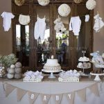 40 ideas que puedes intentar para decorar un baby shower de niño (14)