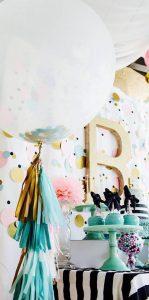 40 ideas que puedes intentar para decorar un baby shower de niño (15)
