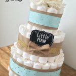40 ideas que puedes intentar para decorar un baby shower de niño (19)