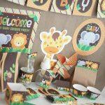 40 ideas que puedes intentar para decorar un baby shower de niño (32)