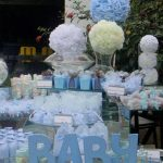 40 ideas que puedes intentar para decorar un baby shower de niño (36)