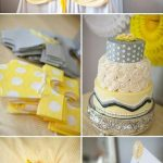 40 ideas que puedes intentar para decorar un baby shower de niño (37)